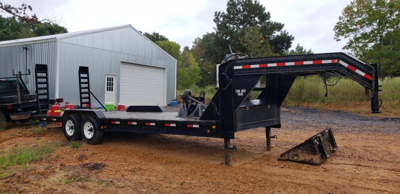 "2004 PJ Trailers 102""X24' Equipment Trailer"