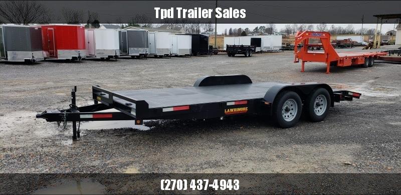 """2016 Lawrimore 83""""X18' Car Hauler in Ashburn, VA"""