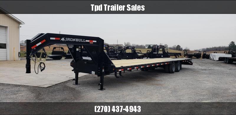 """2019 Iron Bull 102""""X36' Gooseneck Trailer in Ashburn, VA"""