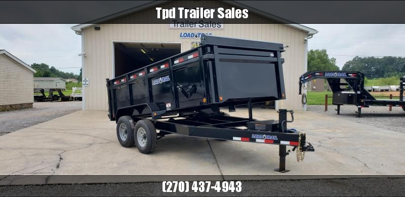 "2019 Load Trail 83""X14' Dump Trailer in Ashburn, VA"