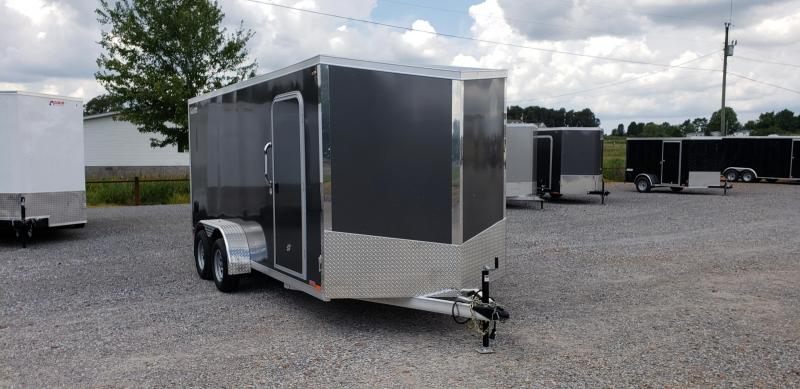 2018 Legend 7'X18' Aluminum Enclosed Trailer