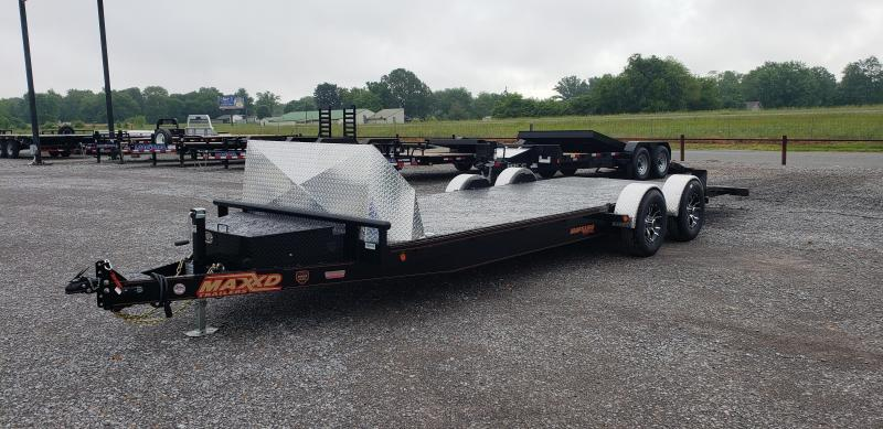 2018 Maxxd 24' Drop-N-Load Carhauler