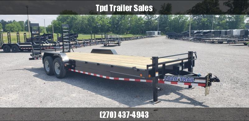"2020 Load Trail 83""X24' Equipment Trailer"