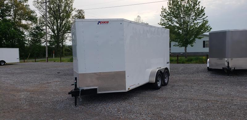 2019 Pace 7'X14' Enclosed Trailer