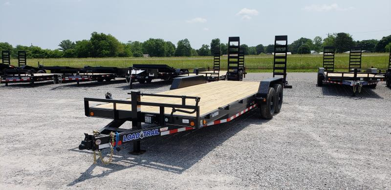"2018 Load Trail 83""X22' Equipment Trailer"