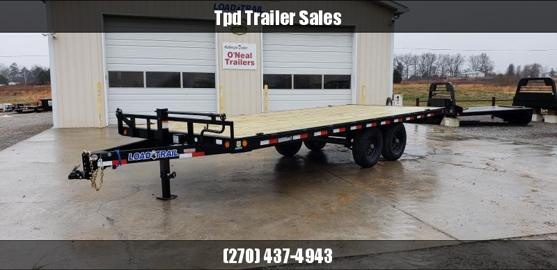 "2019 Load Trail 102""X20' Flatbed Trailer"