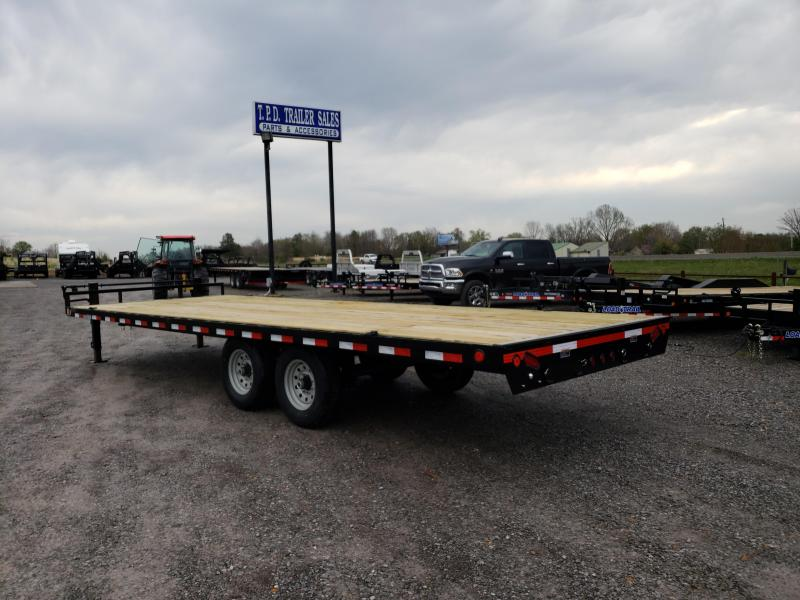 "2019 Load Trail 102""X24' Flatbed Trailer"