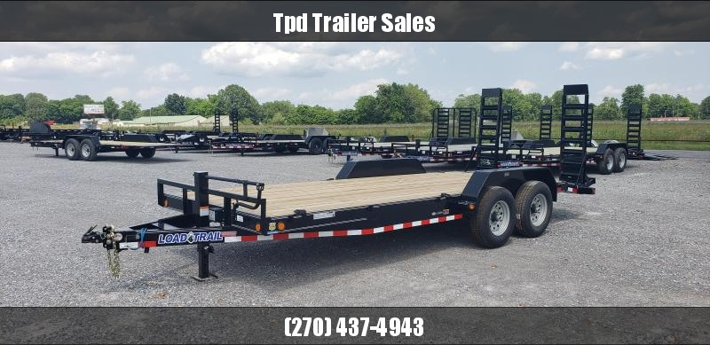 "2019 Load Trail 83""X20' Equipment Trailer"