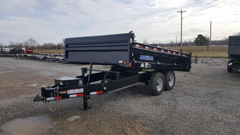 "2018 Load Trail 96""X14' Dump Trailer"