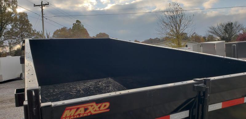 "2019 Maxxd 83""X14' Dump Trailer"