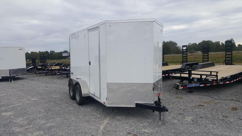 2019 Pace 6'X12' Enclosed Trailer