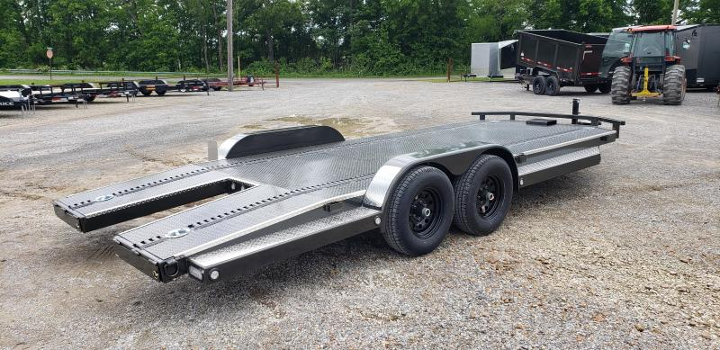 """2019 Maxxd 83""""X20' Car Hauler"""