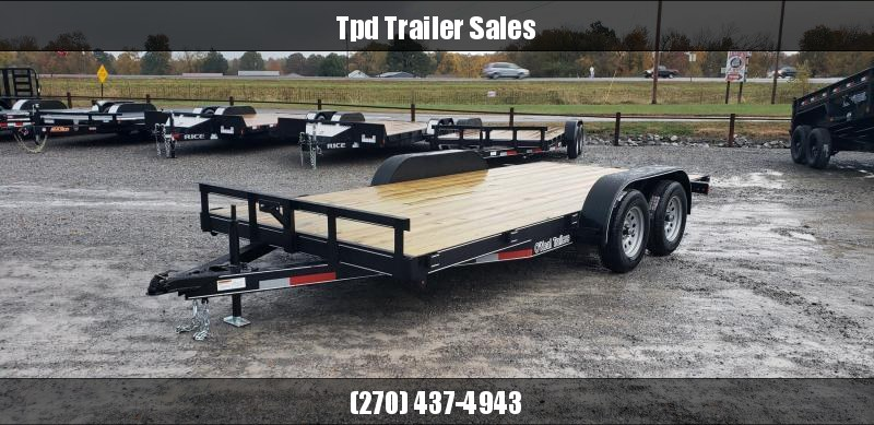 "2019 O Neal 6'10""X16' Car Hauler in Ashburn, VA"