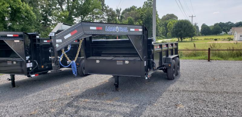 "2018 Load Trail 83""X14' Gooseneck Dump Trailer in Delta, MO"