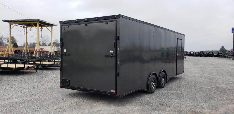 2020 Spartan 8.5'X24' Enclosed Trailer