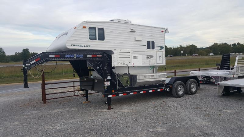 2016 Custom Toy-Hauler Camper