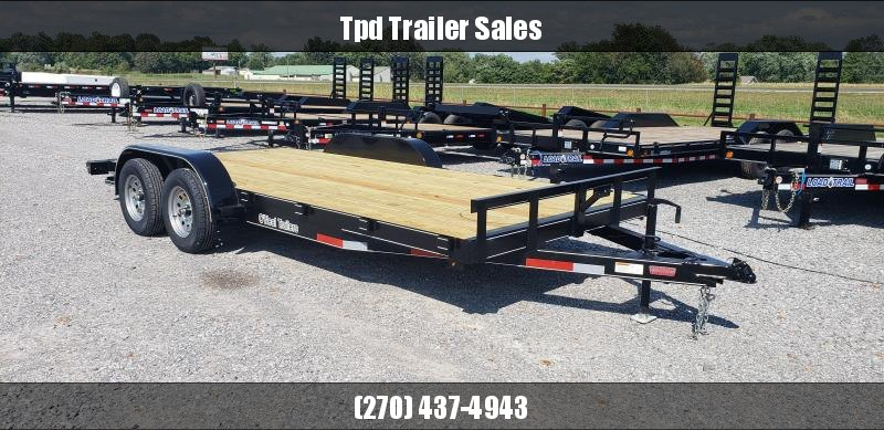 "2018 O Neal 6'10""X18' Car Hauler in Ashburn, VA"