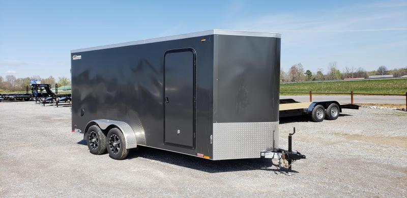 2018 Legend 7'X18' Enclosed Trailer