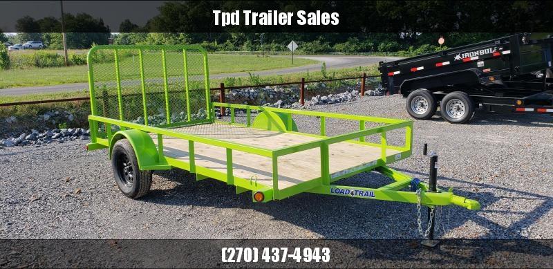 "2018 Load Trail 77""X12' Utility Trailer"