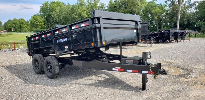 "2018 Load Trail 83""X14' Dump Trailer"