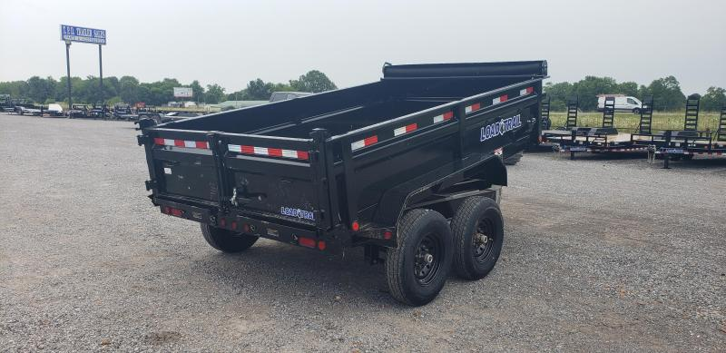 "2019 Load Trail 83""X12' Dump Trailer"