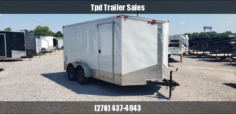 2016 Cynergy Cargo 7'X14' Enclosed Trailer in Ashburn, VA