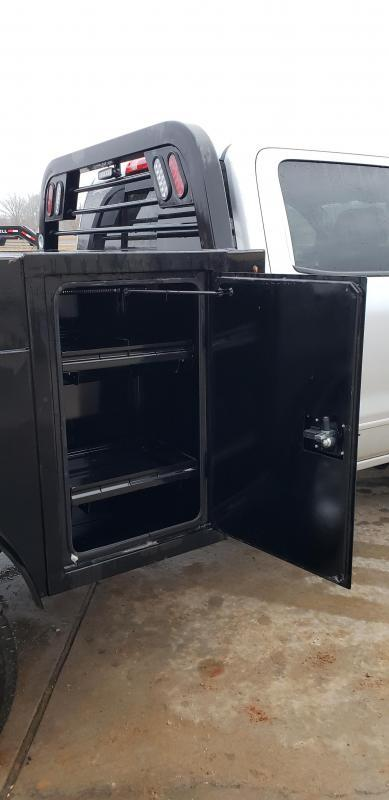 "2019 Norstar SD 8'6""X90"" Utility Bed"