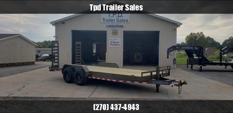 "2019 Load Trail 83""X20' Equipment Trailer"