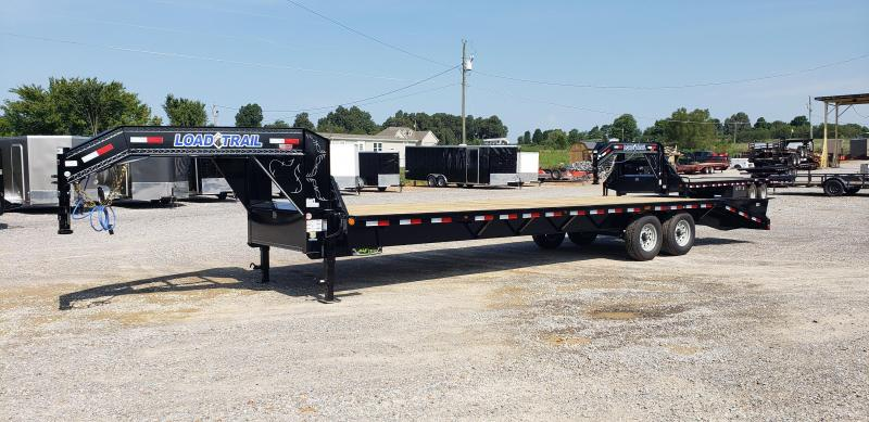 "2018 Load Trail 102""X30' Gooseneck Trailer"