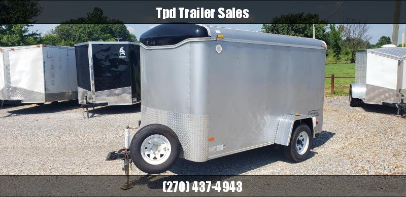2005 Haulmark 5x10sa Enclosed Cargo Trailer in Ashburn, VA