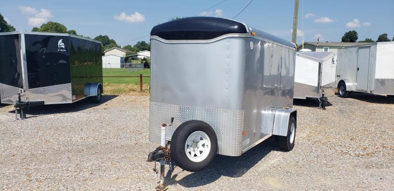 2005 Haulmark 5x10sa Enclosed Cargo Trailer