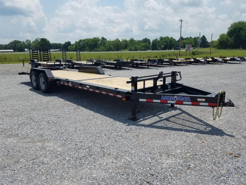 "2018 Load Trail 83""X24' Tilt Trailer"