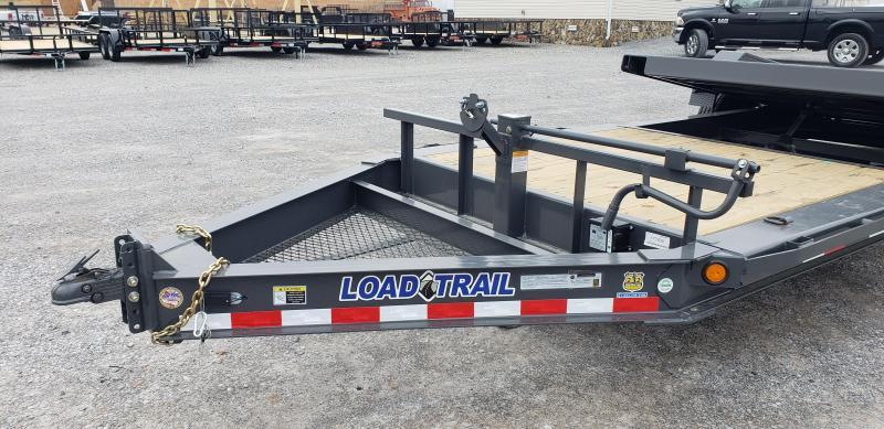 "2019 Load Trail 83""X22' Tilt Trailer"