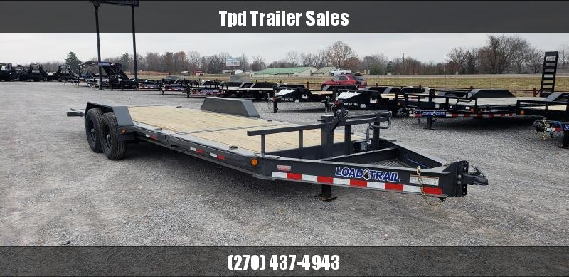 "2019 Load Trail 83""X22' Tilt Trailer"