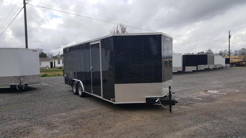 2018 Pace 8.5'X20' Enclosed Trailer