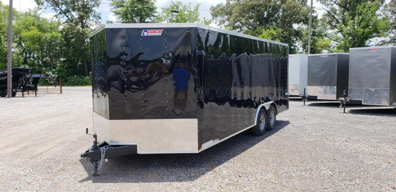2019 Pace 8.5'X20' Enclosed Trailer