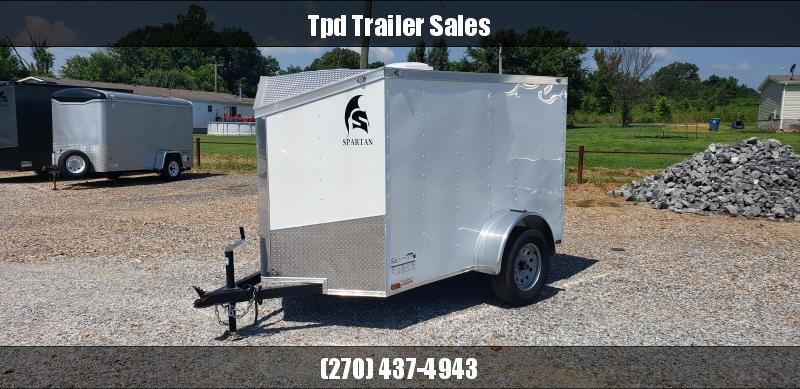 2019 Spartan 5'X8' Enclosed Trailer in Ashburn, VA
