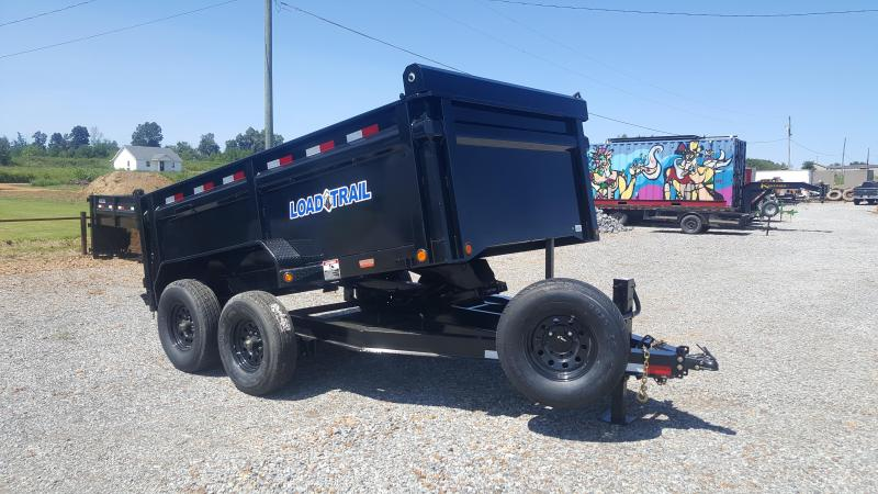 "2018 Load Trail 83""X12' Dump Trailer"