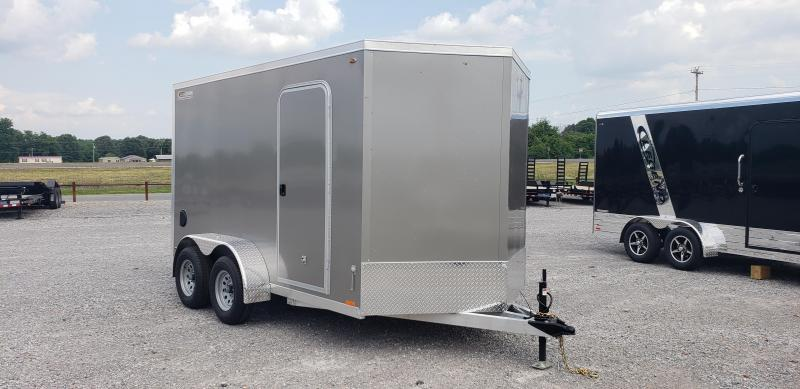 2018 Legend 7X14 Aluminum Enclosed Trailer