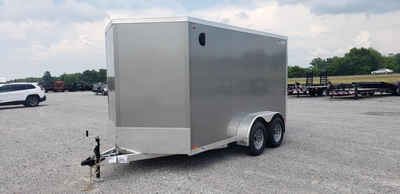 2018 Legend 7X14 Aluminum Enclosed Trailer
