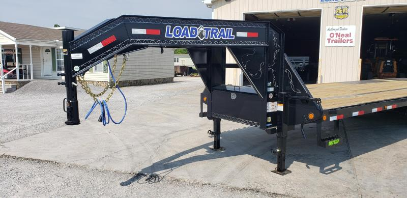 "2019 Load Trail 102""X28' Gooseneck Trailer"