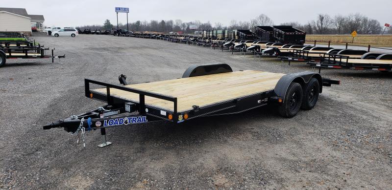 "2019 Load Trail 83""X18' Car Hauler"