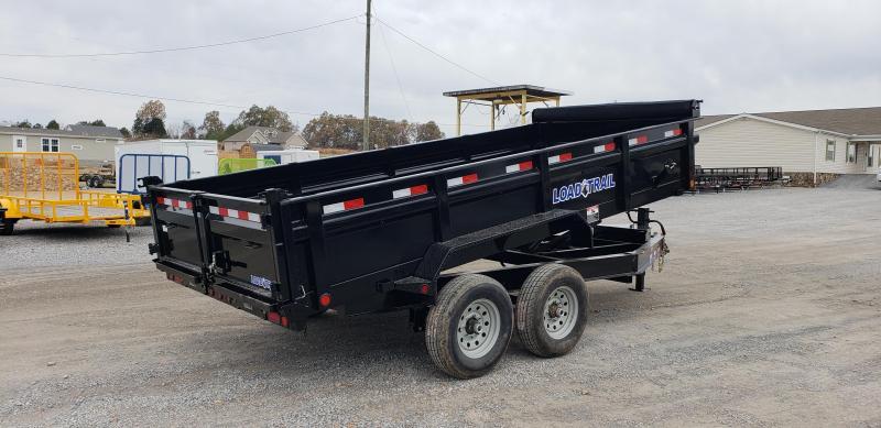 "2019 Load Trail 83""X16' Dump Trailer"