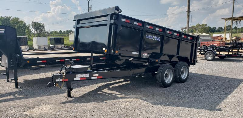 "2019 Load Trail 83""X14' Dump Trailer"