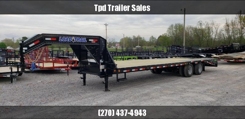 "2020 Load Trail 102""X30' Gooseneck Trailer"