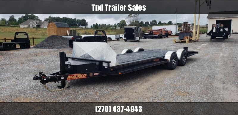 2019 Maxxd 24' Drop-N-Load Carhauler in Ashburn, VA