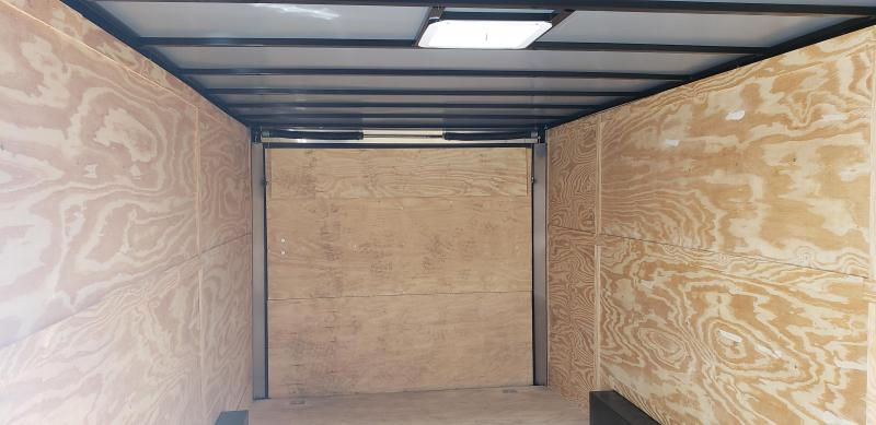 2020 Spartan 8.5'X20' Enclosed Trailer
