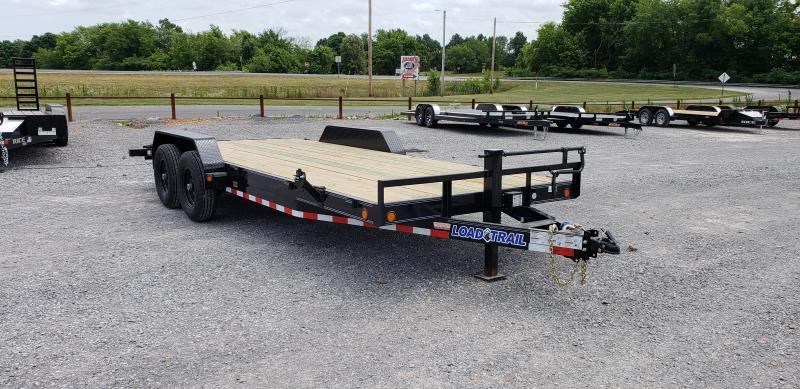 "2018 Load Trail 83""X20' Equipment Trailer"