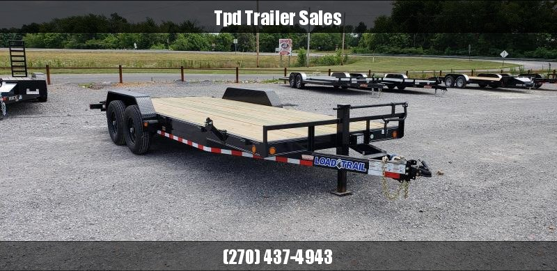 "2019 Load Trail 83""X20' Equipment Trailer in Ashburn, VA"