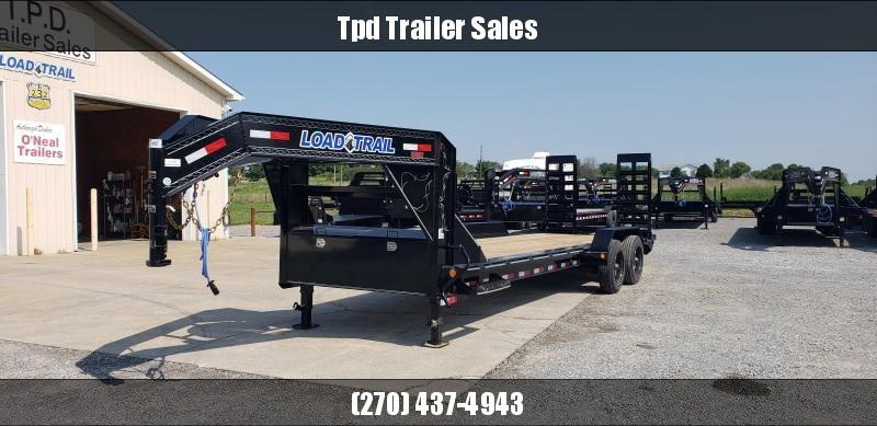 "2018 Load Trail 82""X24' 20K Gooseneck Trailer"